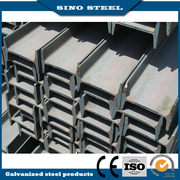 Q235 Q345b 100*100*6*8mm Hot Rolled Steel H Beam