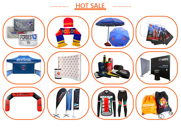 Custom Advertising Outdoor Events Tent Pop up Canopy Tent 3X3m