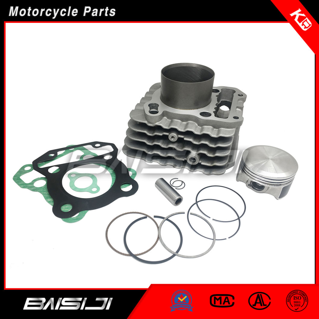 High Quality Motorcycle Spare Parts Re205 Bajaj Motocarro Torito Cylinder Kit