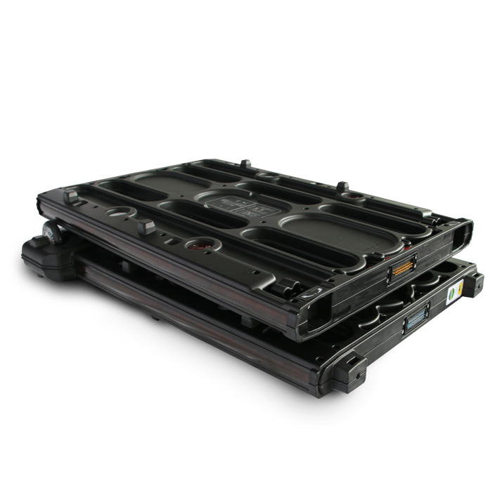 Touch Screen Waterproof Standard Portable Folding Walk Through Gate