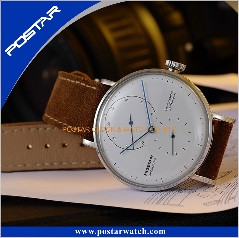 Europe Top Seller Prevalent Simple Watch Chronograph Watch