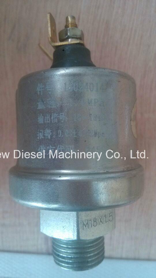 Weichai Engine Parts Oil Pressure Sensor (13024014)