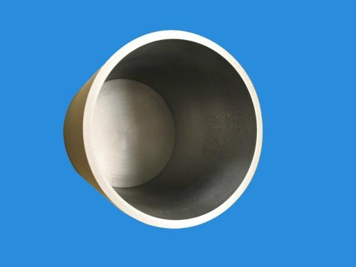 Pure Tungsten Crucible-Pure Tungsten Tube