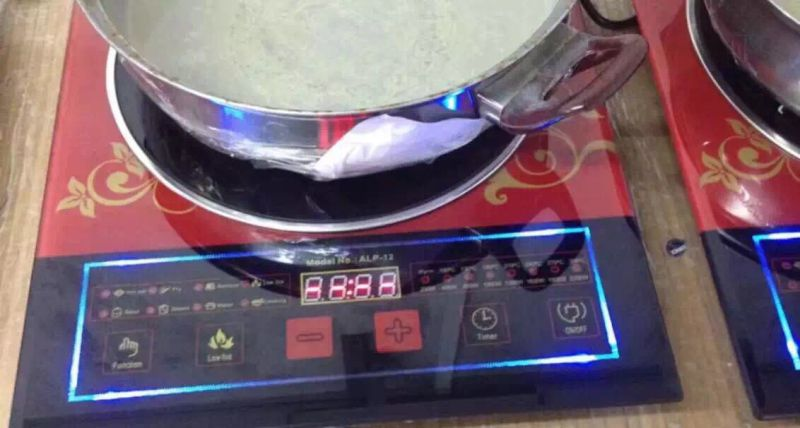 Ailipu 2200W Hot selling Induction cooker to Turkey Syria Iran Market Model ALP-12