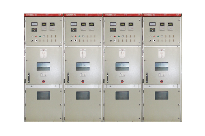 Metal Clad Switchgear of High Voltage