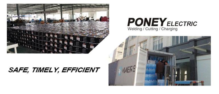 CO2 Gas MIG Welding Machines DC Welder MIG-250/300/350