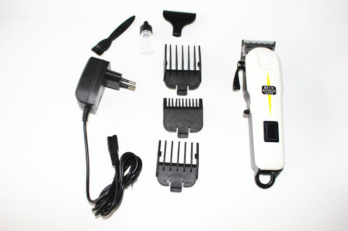 Electric Hair Clipper Come with LCD Display with Rechargeable Lithium Battery Hair Clipper