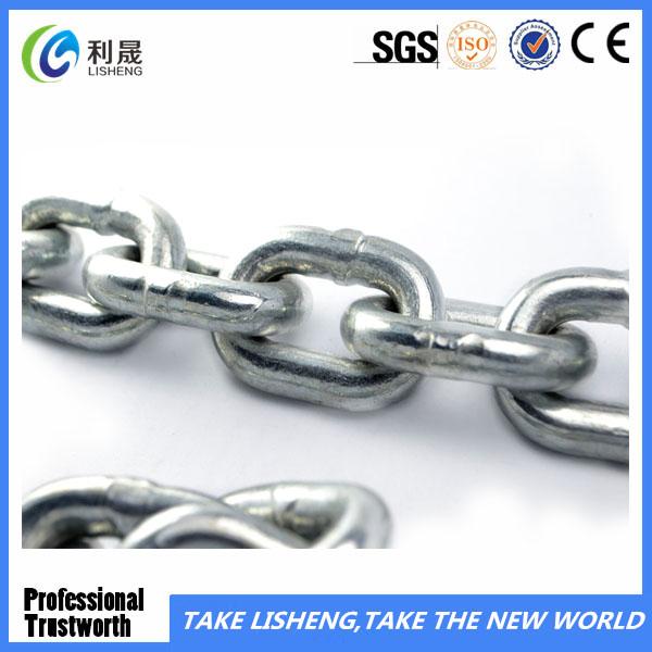 Hot Sales Galvanized Welded Steel Link Chain