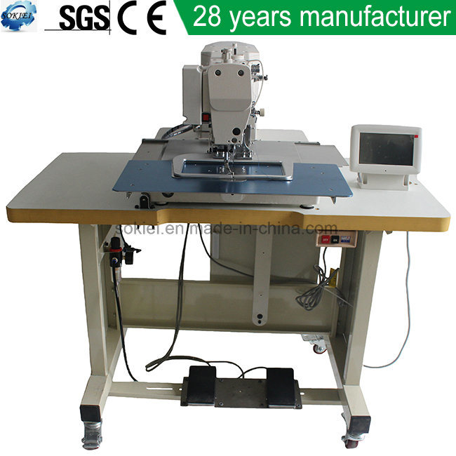 Hot Selling Computerized Automatic Sewing Machine