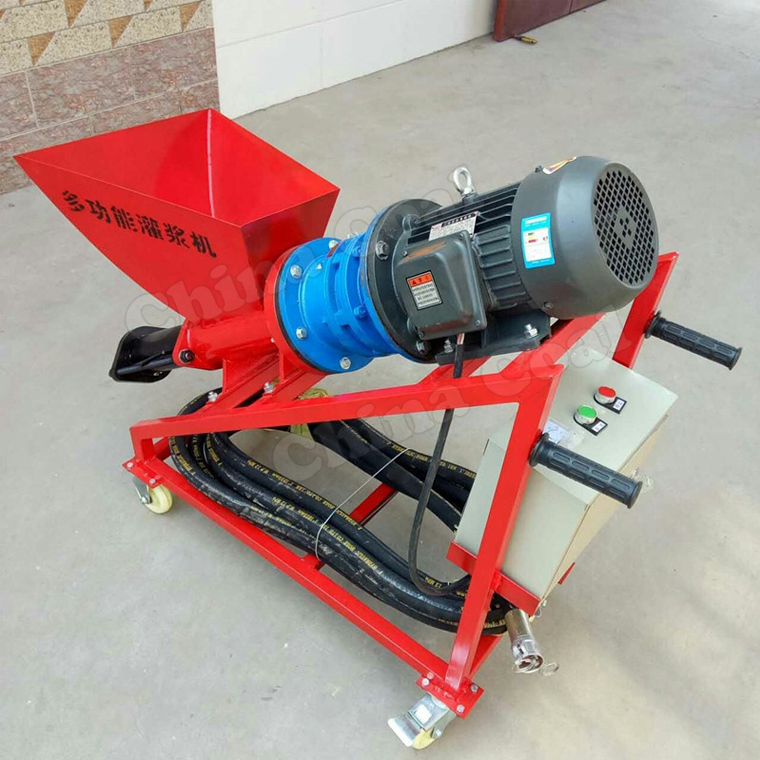 Electric High Pressure Grouting Machine Small Type Perfusion Machine