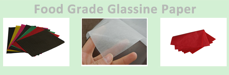 40g Colored Glassine Paper for Food Wrapping Baking Cup Making