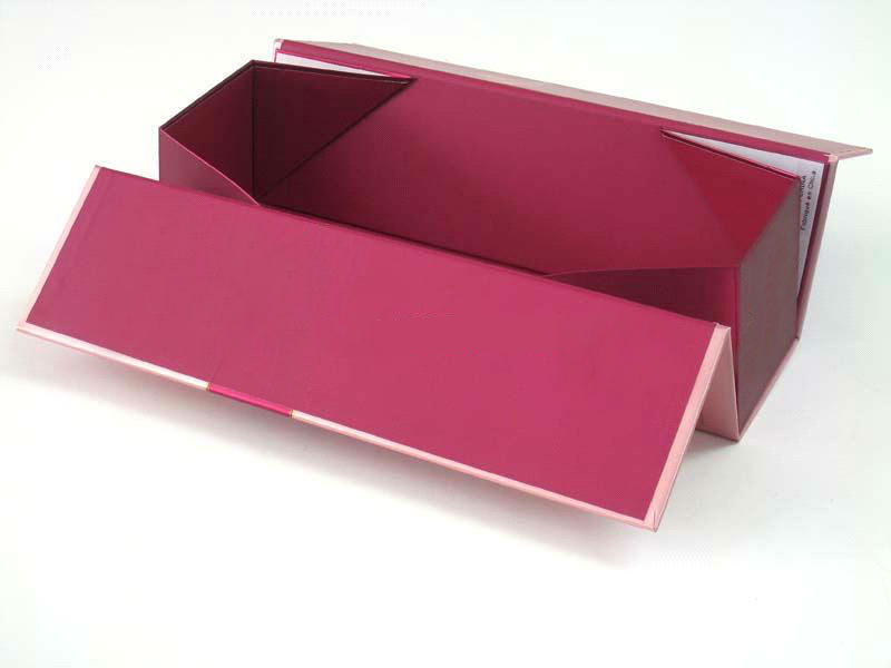 Matte Kraft Paper Wine Box Packaging Box