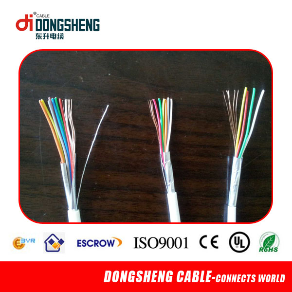 6 Cores Security Alarm Cable