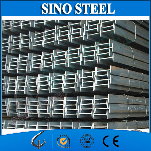 Hot Rolled/Galvanized Steel H Beam Ss400 A36 S235jr