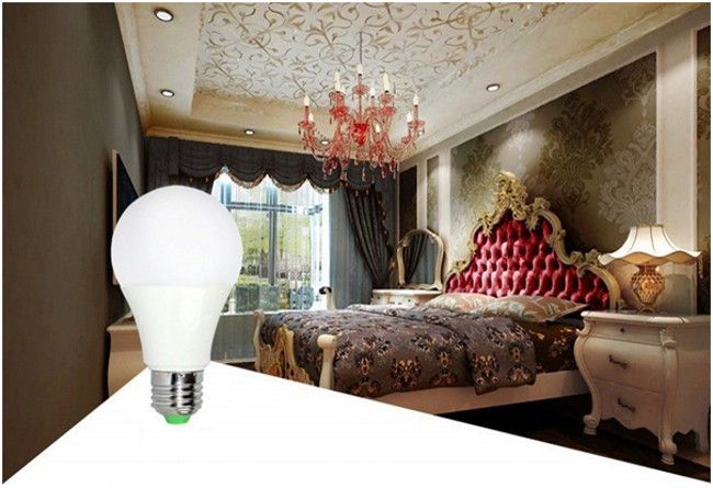 Good Price E26 E27 B22 SMD 5630 LED Candle Bulb 7W Bulb Light