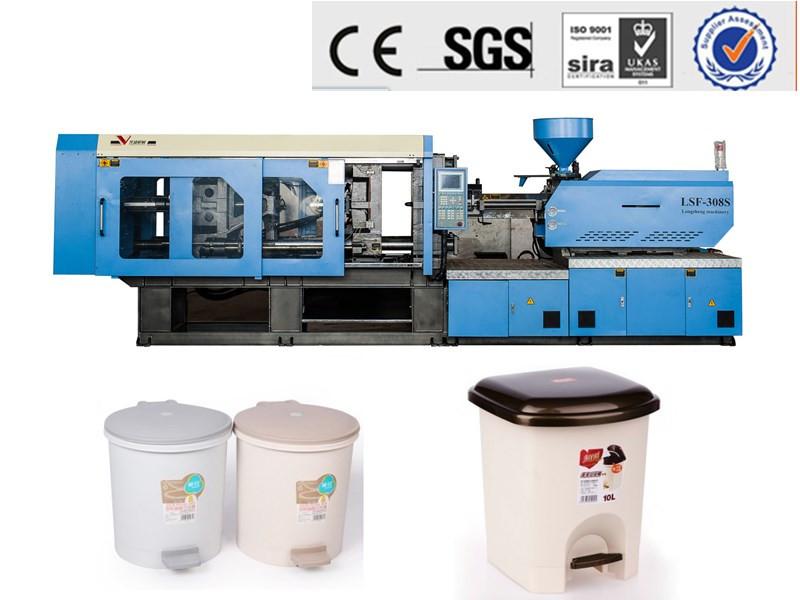 Rubbish Bin Injection Molding Machine 400ton