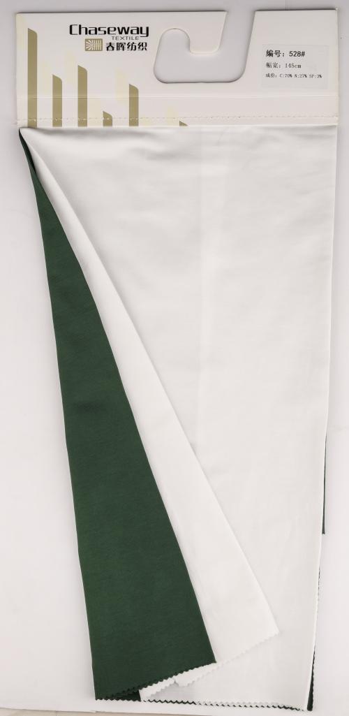 60s Pique Cotton/T400 Fabric, Spandex Stretch Cotton/T400 Fabric