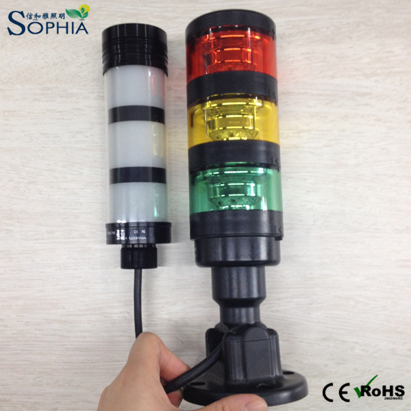 LED Signal Tower Light Machine Working Lights Made in China
