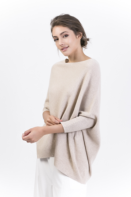 Women's Cashmere Pullover