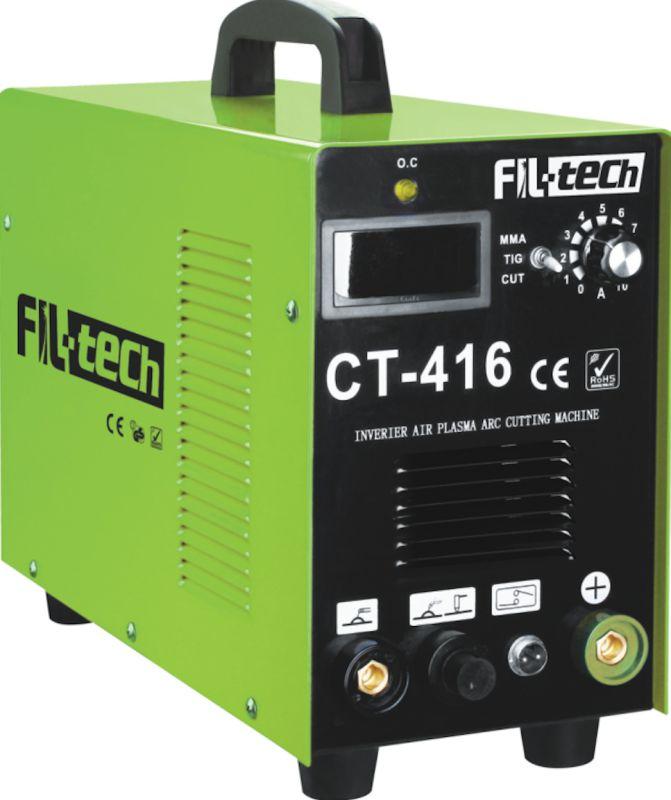 CT Inverter Welder MMA TIG Cut Welding Machine (CT-416)