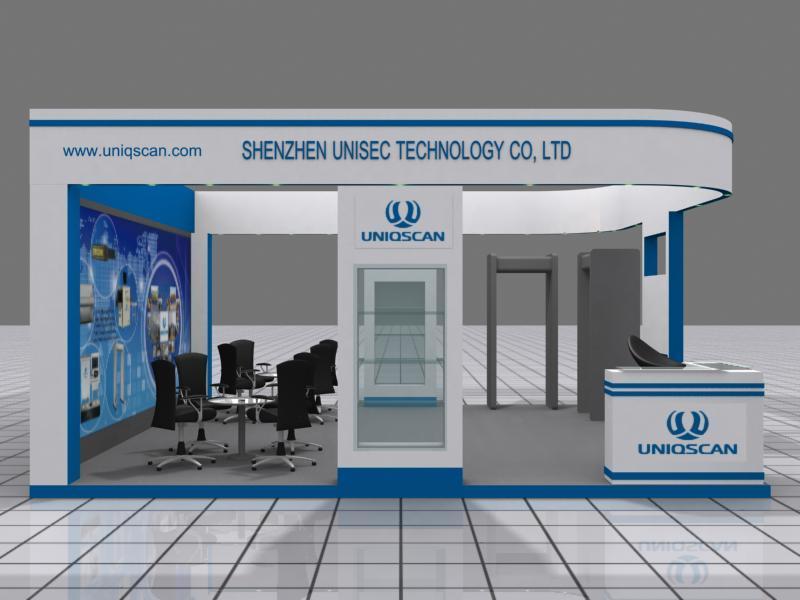 Uniqscan Sf100100 Xray Luggage Scanner