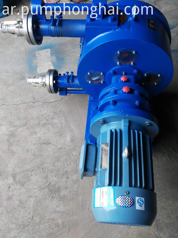 Solid Particles Hose Pump