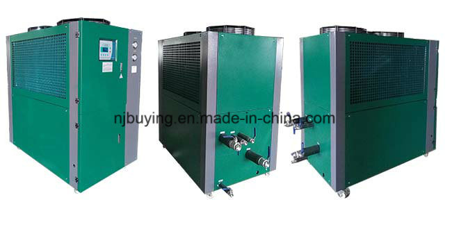 Industrial Scroll Type Air Cooled Low Temperature Chiller Cooler
