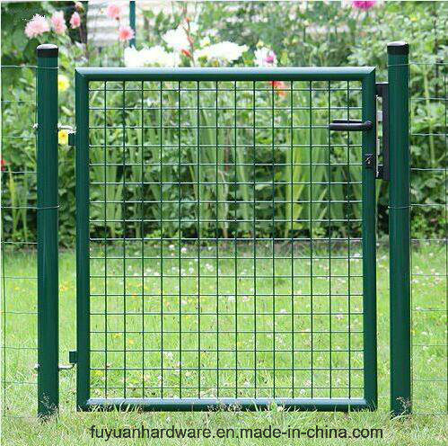 Factory Low Price Wrought Iron Garden Fence