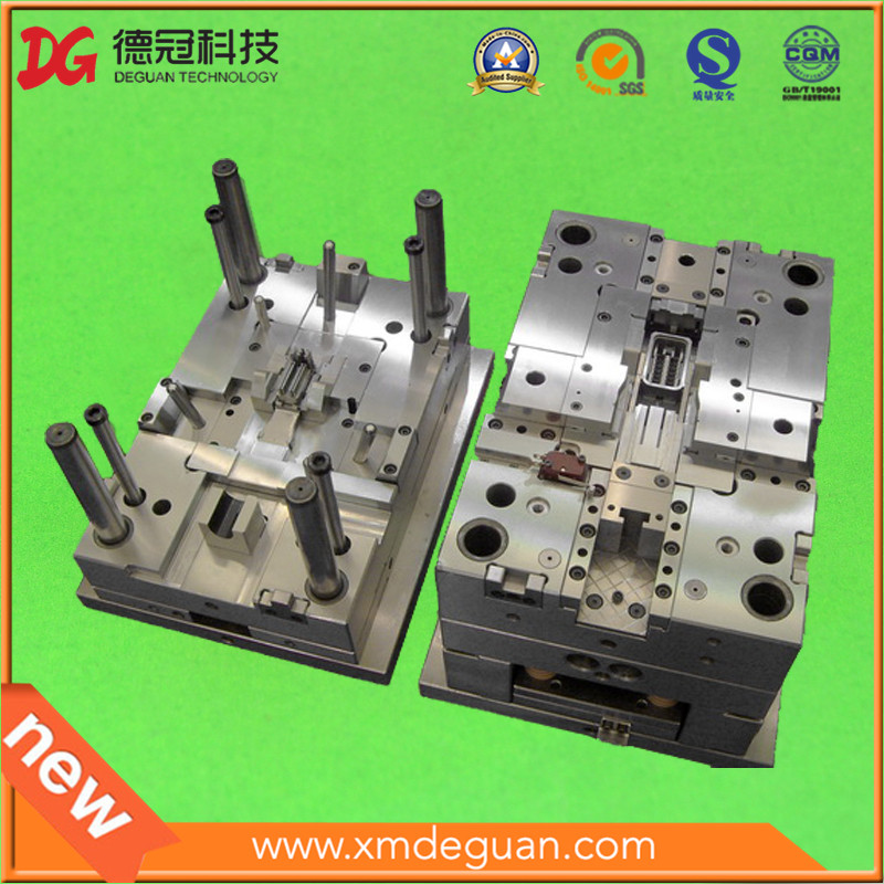 Plastic Production Professional Customized Hot Running Injection Mould Tooling