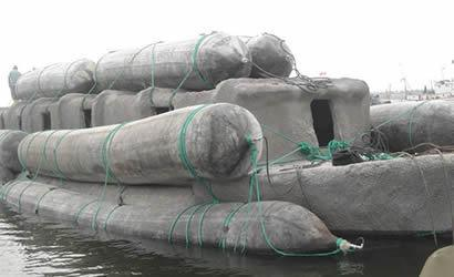 Hot Sale Salvage Marine Airbags with High Buoyancy