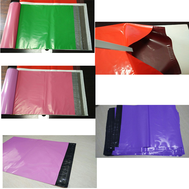 T-Shirt Packing Bag/Color Printed Bag/Poly Mailer for Express