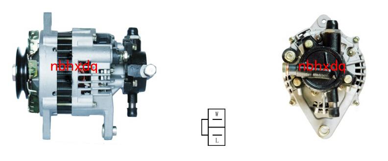 Car Alternator for Opel Diesel Hx001 (12V 70A)