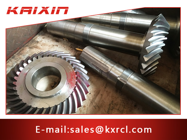 Helical Gear Shaft Use for Transmission