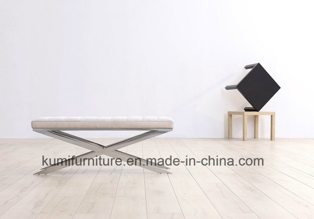 New Design Living Room Leisure Bench