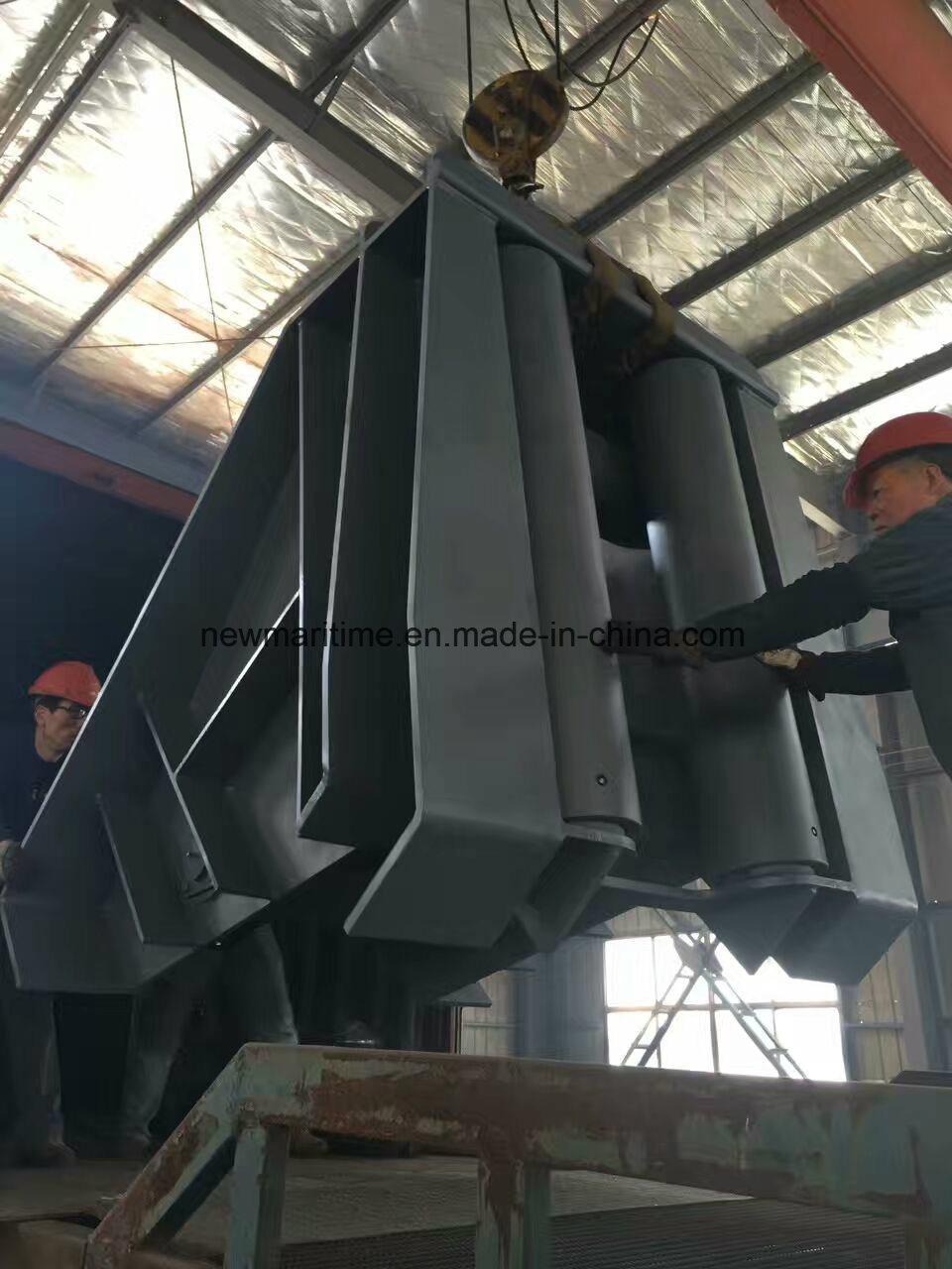 Hot-Selling Fairlead Mooring Roller Ship Made of Cast Steel