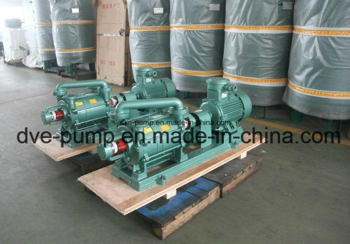 2bva Series Double Stage Water Ring Vacuum Pumps