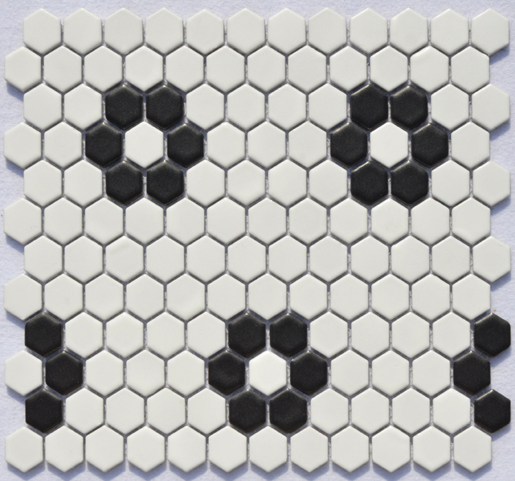 Ikea Ceramic Mosaic Chinese
