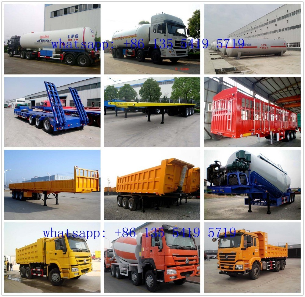 Sinotruck HOWO 6X4 20000L 20m3 Watering Cart 20tons Water Tank Truck