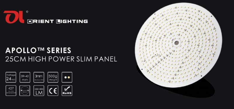 LED Circular Panel as Lighting Source (Dia25cm) LED Light