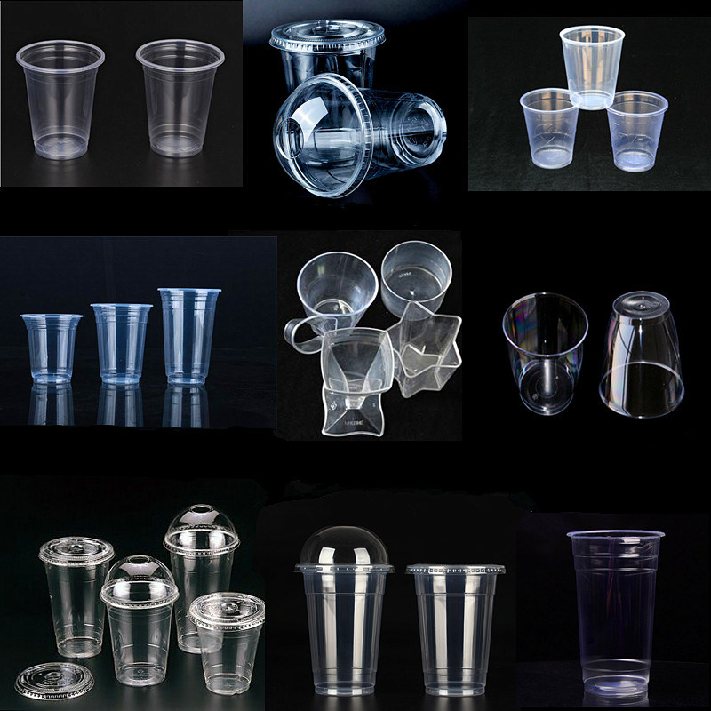 High Output Plastic Cup Mould for Plastic Disposable Cups Making