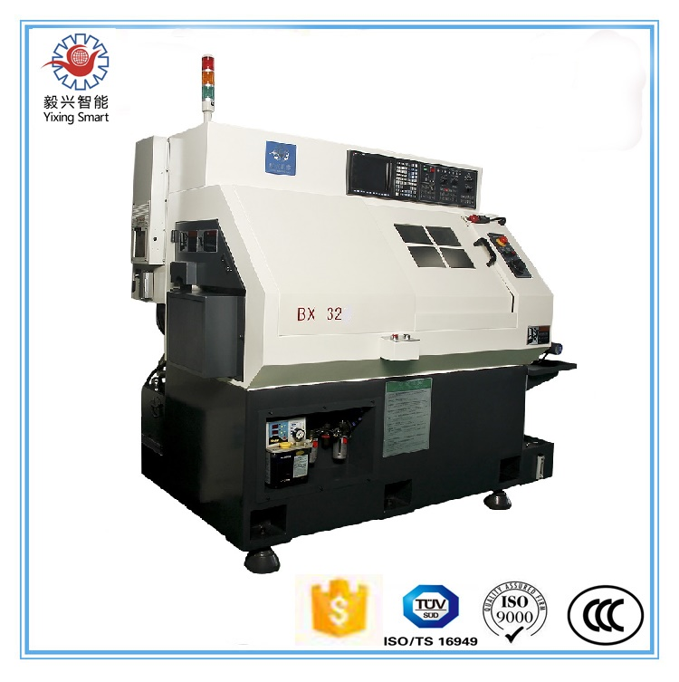 Bx 32 Shanghai Yixing Ensure After Sales Alloy Wheel CNC Lathe
