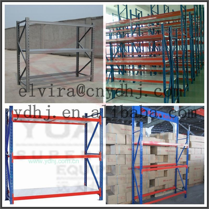 2016 China Supplier Cold Heavy Storage Racking System
