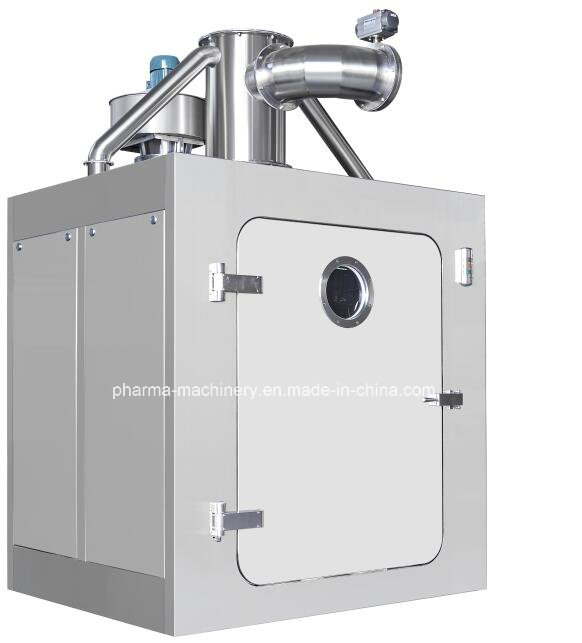 Automatic Single Chamber Drum Cleaning Machinery in Pharmaceutical, Chemical, Food Industry