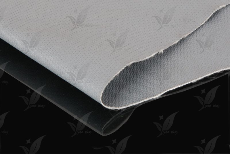 Gray Colour Silicon Coated Fiberglass Cloth