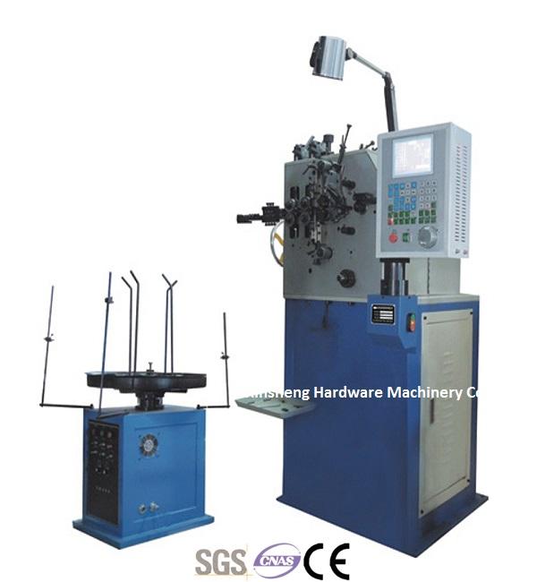 CNC Spring Coiler 2016