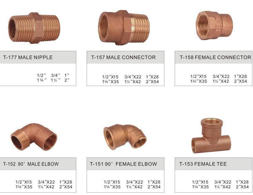 Right Angle Female Elbow Pipe Fitting Thread Brass Pipe Fitting