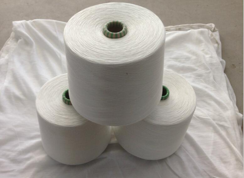 High Speed Sewing Thread Blended Yarn 32s Polyester Cotton Yarn