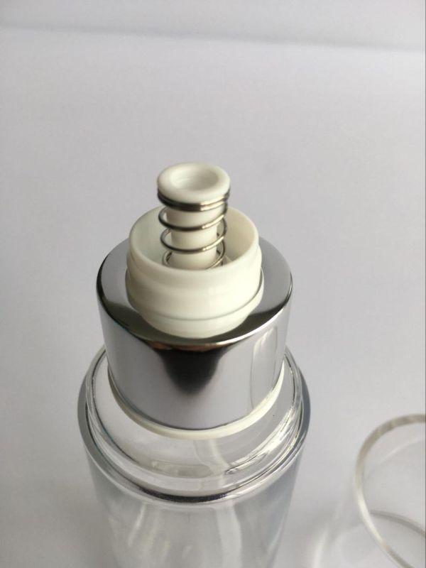 80ml-200ml Pet Treatment Bottle W/ Overcap (EF-PL09)