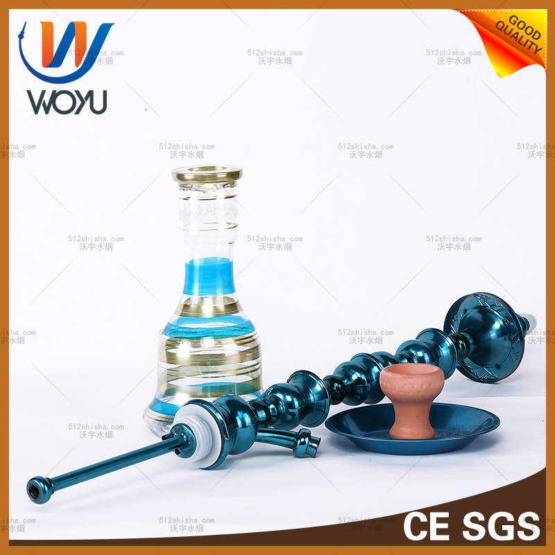 2017 New Design Shisha Smoke Tabacco Warter Pipe Hubble-Bubble Hookah