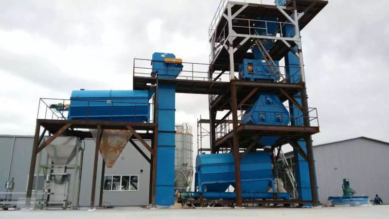 Factory price supplier ammonium chloride granulator
